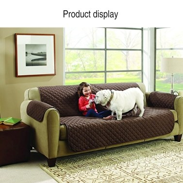 61% OFF Waterproof Sofa Cover Protector Furniture,limited offer $9.99