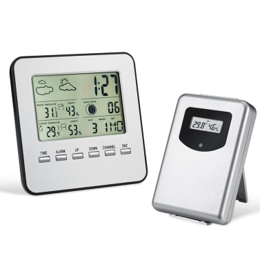 Wireless Digital Hygrometer