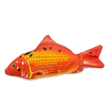 Electric Flopping Simulation Fish Cats Toy