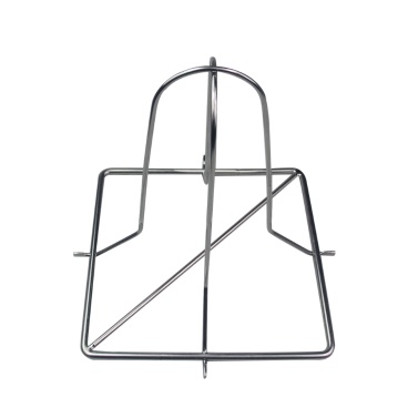 Stainless Steel Beer can Chicken Rack Holder