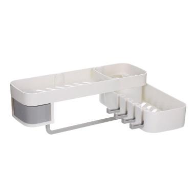 Lagerregal Schwimmendes Regal für Badezimmer