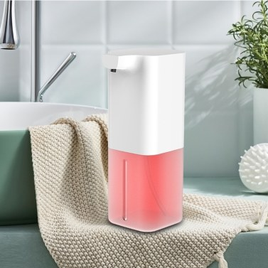 350mL Automatic Soap Dispenser Infrared Hand-free Touchless Induction Foam Dispenser