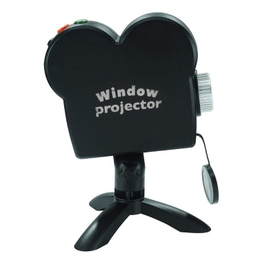 Window Wonderland Projector Wall Movie