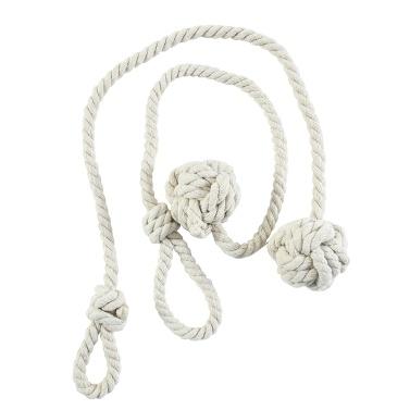 1Pair Vorhang Raffhalter Seil