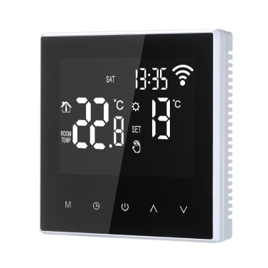 16A Wi-Fi Smart Thermostat Digital Temperature Controller APP Control