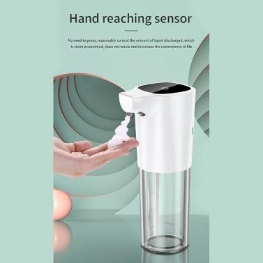 Berührungsloser Seifenspender Badezimmer Intelligenter Sensor Flüssigseifenspender Küche Handfreier automatischer Seifenspender