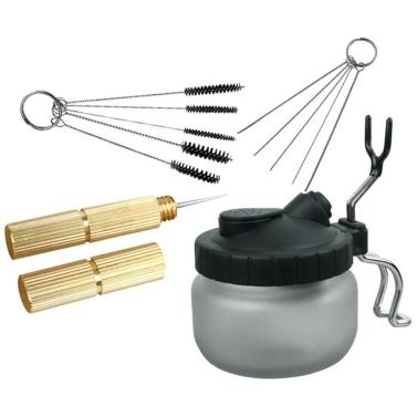 4Pcs Airbrush Cleaning Kit