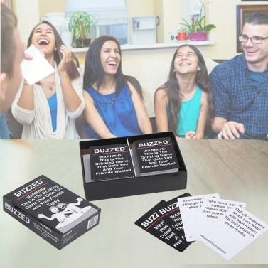 Buzzed Drinking Cards Spiele, die es schaffen