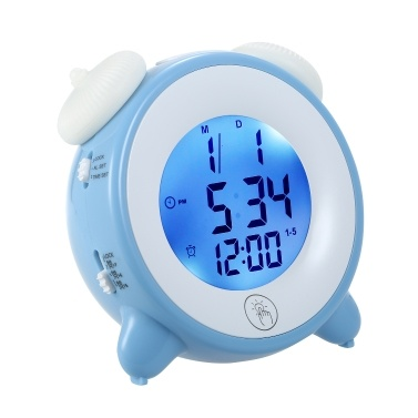 Kids Alarm Clock Children Sleep Clock