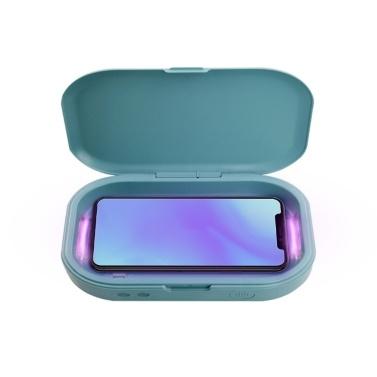 UV-Telefon Sterilisator Masken Sterilisation Aromadiffusor UV-Licht-Handys Desinfektionsmittel