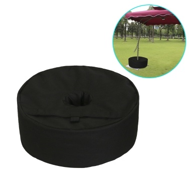 "Sandsack für Umbrella Base Canopy Weight Bag 18.9 ""Runde Sandsäcke"