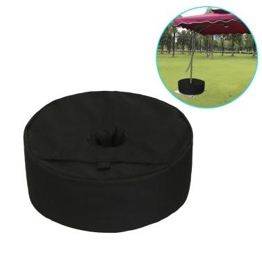 """Sandbag for Umbrella Base Canopy Weight Bag 18.9"""" Round Sandbags"""