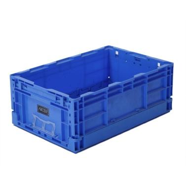 ABODY Plastic Storage Bins Portable Sturdy