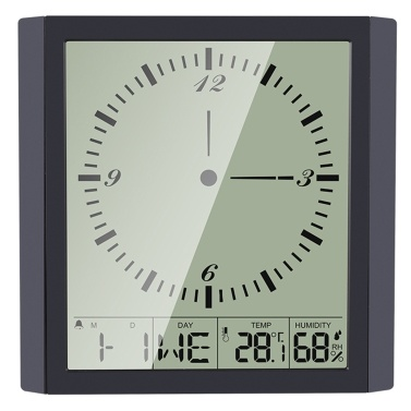Wall Clock Alarm Clock