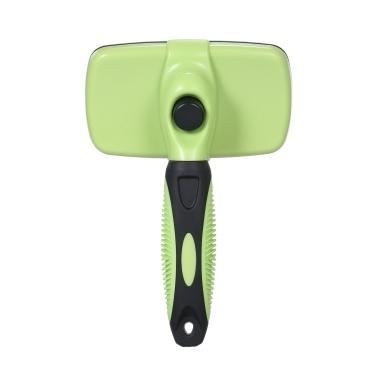 Escova retrátil de agulha de arame de aço Escova deslizante autolimpante