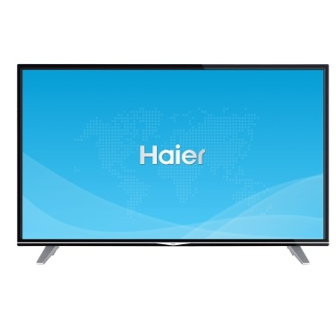 "Haier U55H7000 Serie 55 ""Smart UHD HDR LED TV 4K Ultra HD Smart TV Wi-Fi Schwarz"