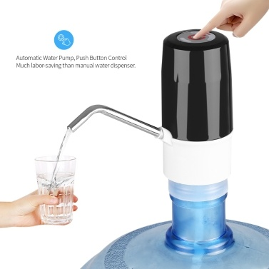 73% OFF Automatic Drinking Water Pump,limited offer $8.35
