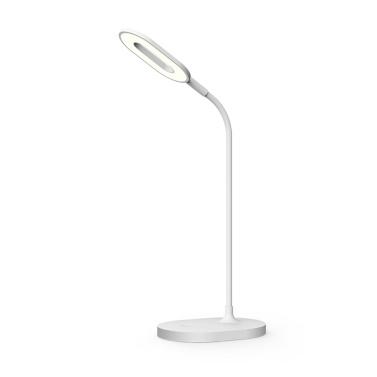 17-Zoll-wiederaufladbare Schreibtisch-Tisch-LED-Lampe Auffälliges, dimmbares Leselicht neben der Lampe