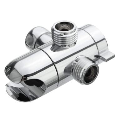 3-Way Shower Head Diverter