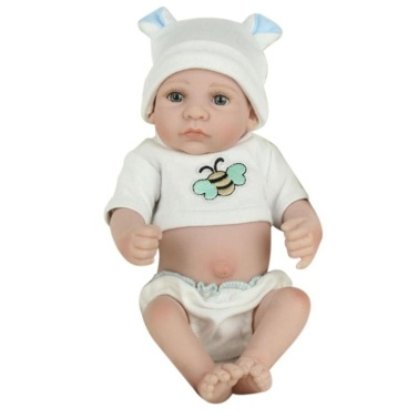 Realistic Reborn Doll 10 Inch Reborn Baby Girl