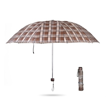 Portable 42 inches Large Folding Travel Umbrella