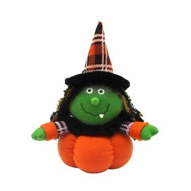 Halloween gefüllte Kürbis Puppe Spielzeug
