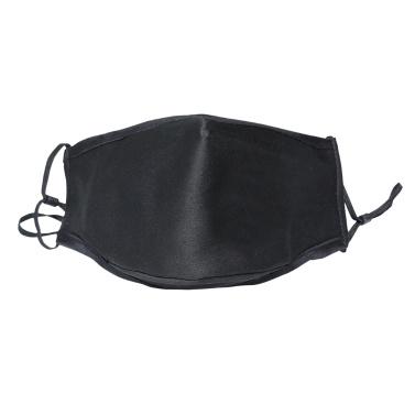 Máscara de polvo con 2 almohadillas de filtro interior reemplazables (no médicas)