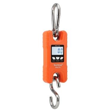 WeiHeng 500kg/1102Lbs Portable Heavy Duty Digital Crane Scale