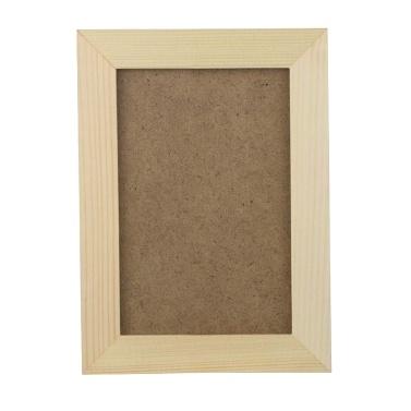 8-Zoll-Bilderrahmen aus Holz Natur-Öko-Holz-Fotorahmen mit hochauflösendem Acryl für Wandbehänge und Tabletop-Fotodisplays
