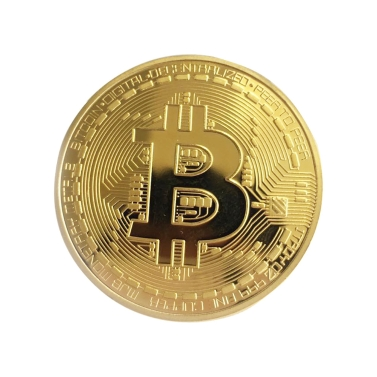 Bitcoin Coin Souvenir Collection Gift,limited offer $1.99