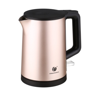 0.8L Electric Kettle CHUANGDIAN Double Wall Kettle
