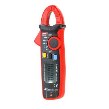 UNI-T UT210E True RMS AC/DC atual Mini alicate amperimetro c / testador de capacitância