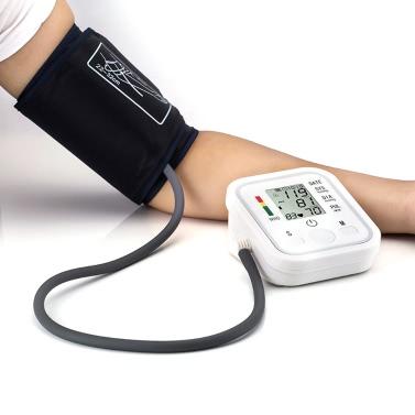 Digital Electronic Arm Blood Pressure Meter