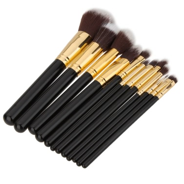 12Pcs Blending Makeup Brush Kit