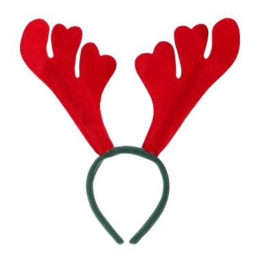 Cute Sweet Lovely Christmas Elk Antlers Reindeer Hair Clip Hairpin for Kids Decoration Supplies
