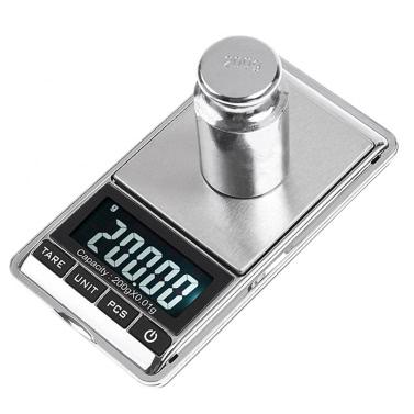200g * 0.01g Mini balance numérique  de poche Gram de bijoux Oz Ct