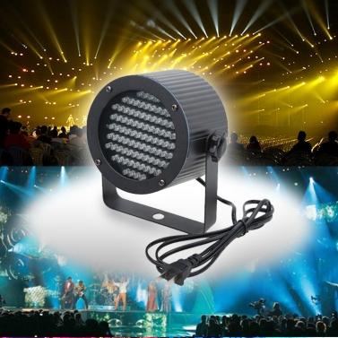 86 RGB LED luz DMX iluminação projetor palco Show festa discoteca U.S. Plug