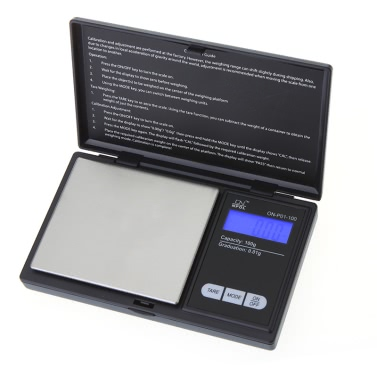 100 g * 0,01 g Mini Digitalwaage