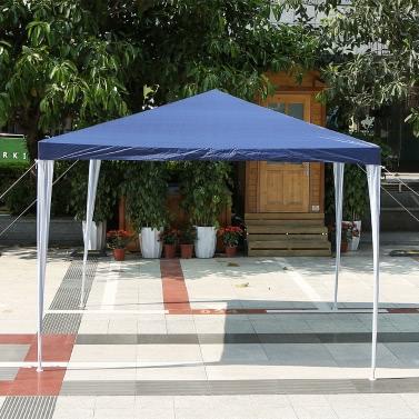 iKayaa 3M*3M Waterproof Outdoor Canopy Garden Gazebo Party Wedding Camping Tent Marquee Pavilion