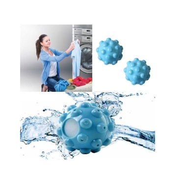 75% OFF 1PS Mister Steamy Eco Friendly Reusable Dryer Ball,limited offer $2.4
