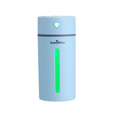 Diamond Cup Ultraschall-Luftbefeuchter Luftreiniger