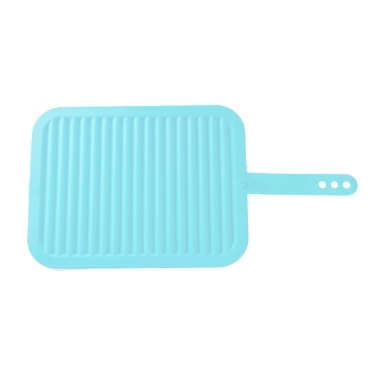 Silicone Pot Holder Heat Sales Online blue - Tomtop