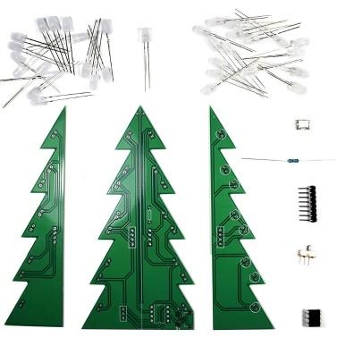 L-ED Dekorativer Weihnachtsbaumbausatz