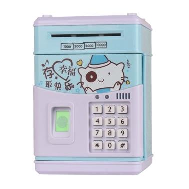 Electronic Multifunctional Money Saving Box Money Bank Singing Saving Box
