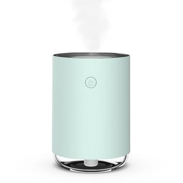 220 ml Nebelbefeuchter Diffusor mit buntem LED-Licht Leiser Luftbefeuchter