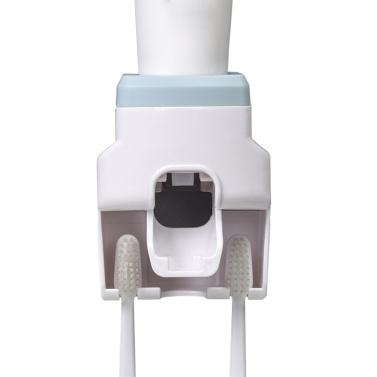 Dispenser automatico di dentifricio