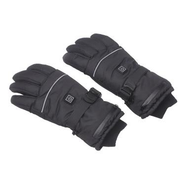 Перезаряжаемые перчатки с подогревом
