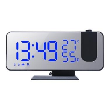 Цифровой проекционный будильник