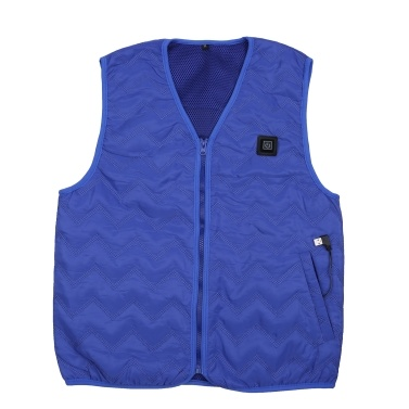 Heated Vest Rechargeable Intelligent Thermostat Vest