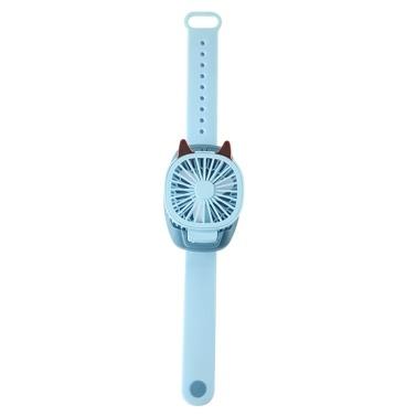 Portable Fan Mini Fan Portable Watch Fan____Tomtop____https://www.tomtop.com/p-h38917bl.html____